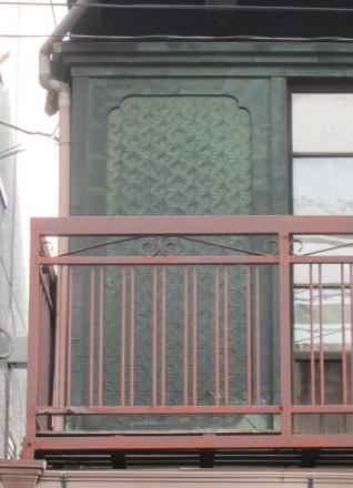 台東3丁目 瓦葺銅板出し桁7