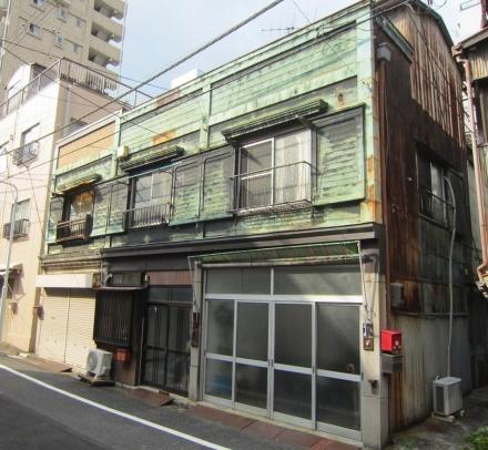 台東3 銅板長屋②