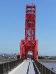 昇開橋歩行可能状態(2015.10.3)