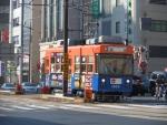 市電2系統(2015.10.24)