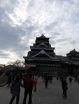 熊本城の桜3