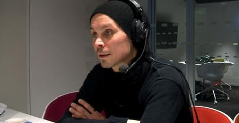 Ville Valo Radio Rock