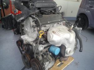 L250 新エンジン