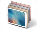 9.7インチディスプレイ搭載の「iPad Pro」が発表!1200万画素カメラを備え、256GBモデルも登場
