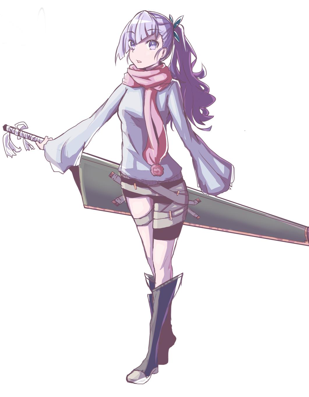 オリジナル 武器少女