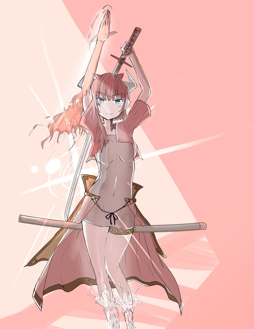 ファイヤードラ娘