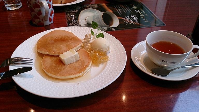インテの日の朝食