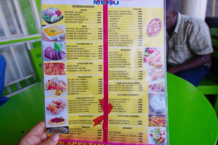 キガリの食堂 (1)