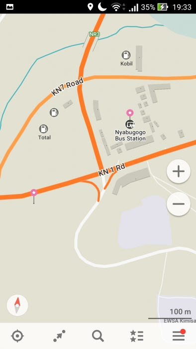 ホープゲストハウスマップ