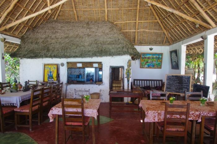パラダイスのレストラン (3)