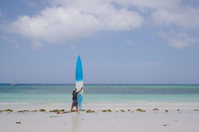 ヌングイの青い海 (1)
