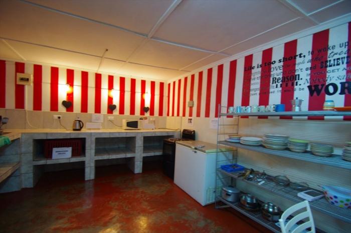 リビングストンのキッチン (2)