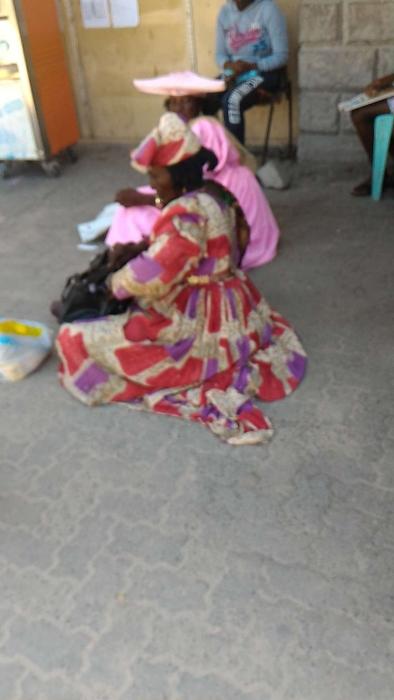 ボツワナ民族