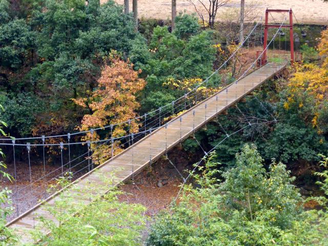 相生の吊橋2