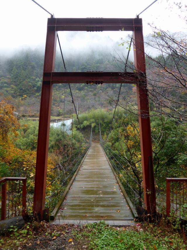相生の吊橋7