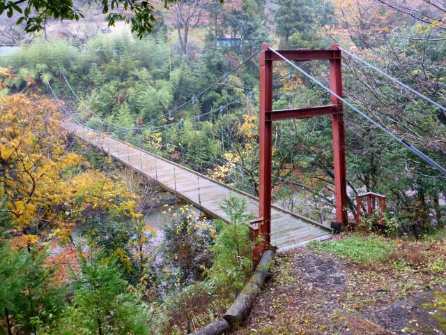 相生の吊橋8