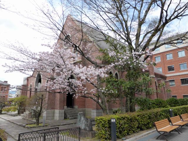 同志社礼拝堂1