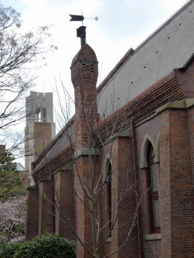 同志社礼拝堂3