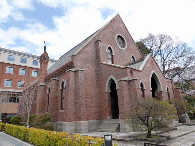 同志社礼拝堂4