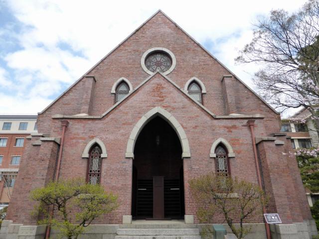 同志社礼拝堂6