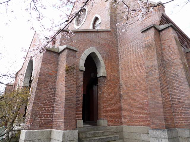 同志社礼拝堂7