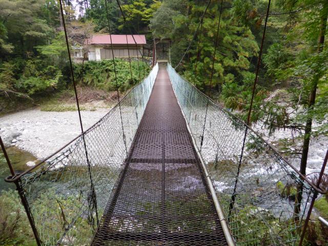 明神の吊橋3