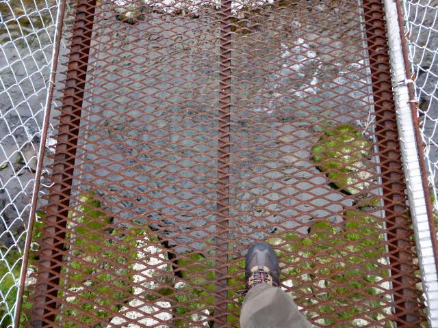 明神の吊橋6