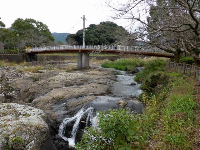 日子山橋(轟の滝)1