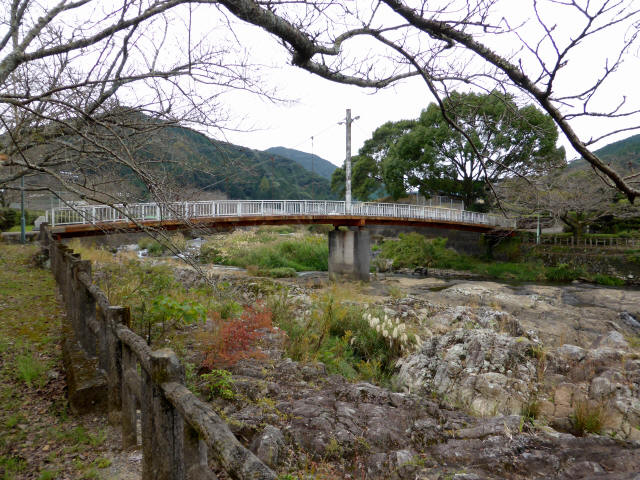 日子山橋(轟の滝)7