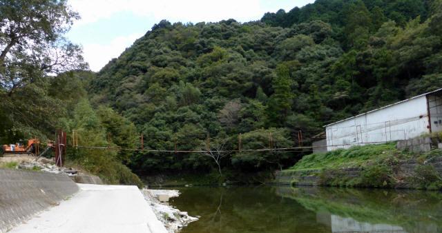 一ノ瀬の吊橋2