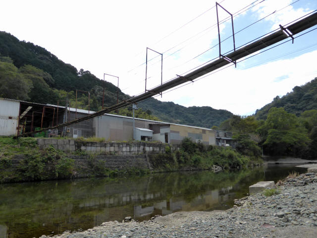 一ノ瀬の吊橋3