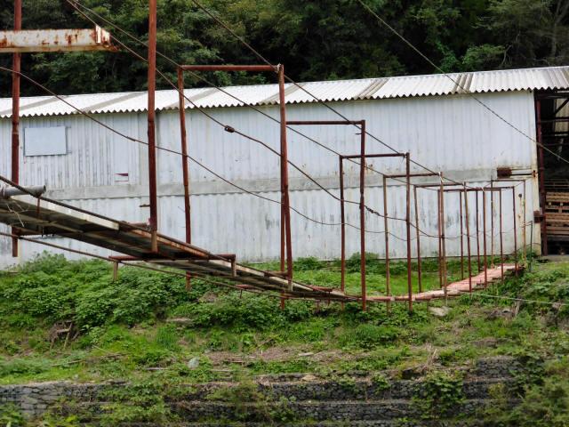 一ノ瀬の吊橋6