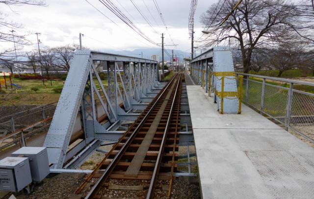 石手川橋梁7