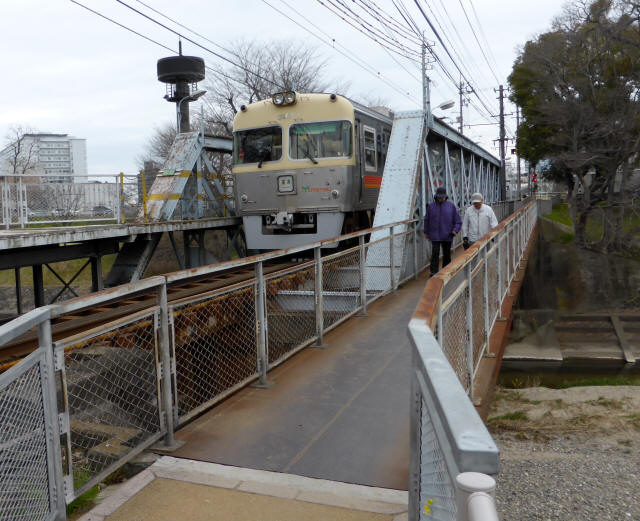 石手川橋梁8