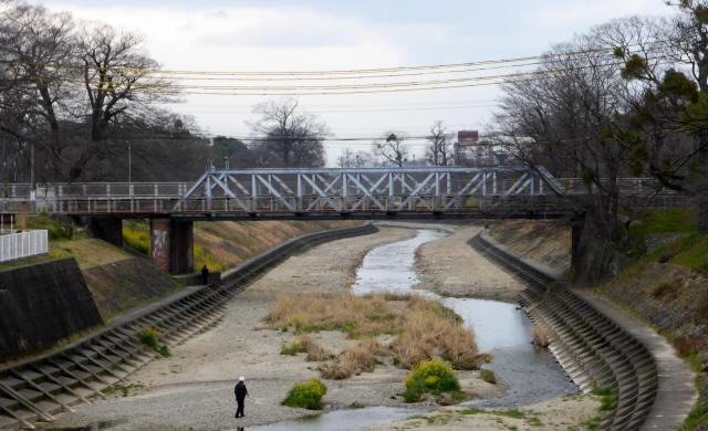 石手川橋梁0