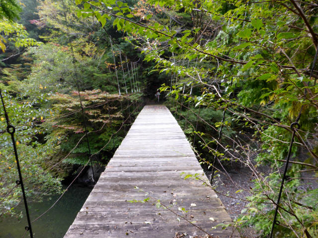 川俣の吊橋2