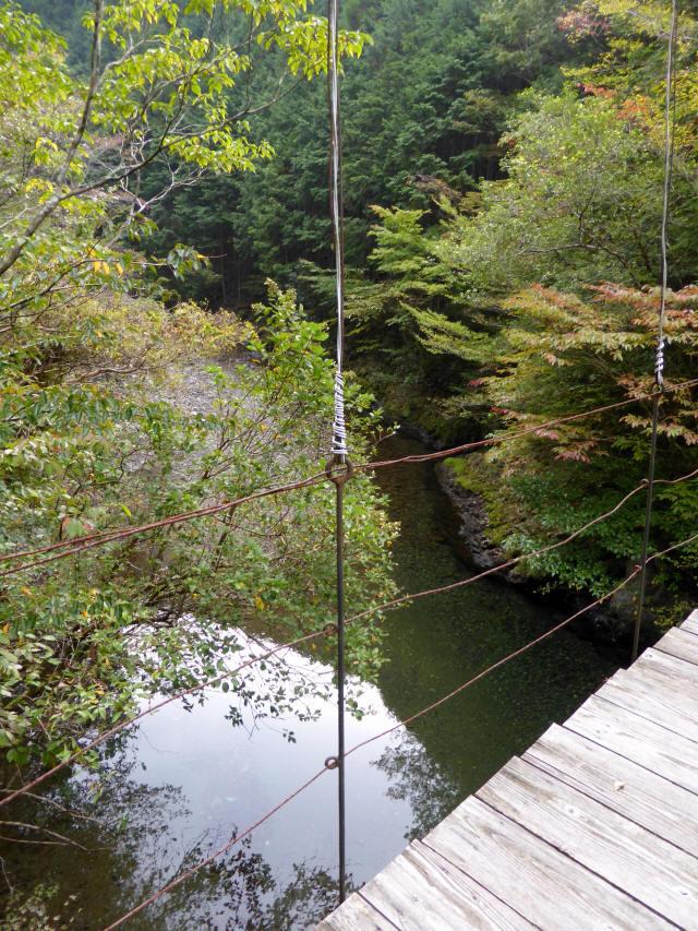 川俣の吊橋3