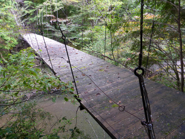 川俣の吊橋5