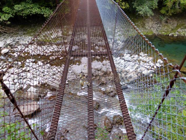 久保の吊橋3