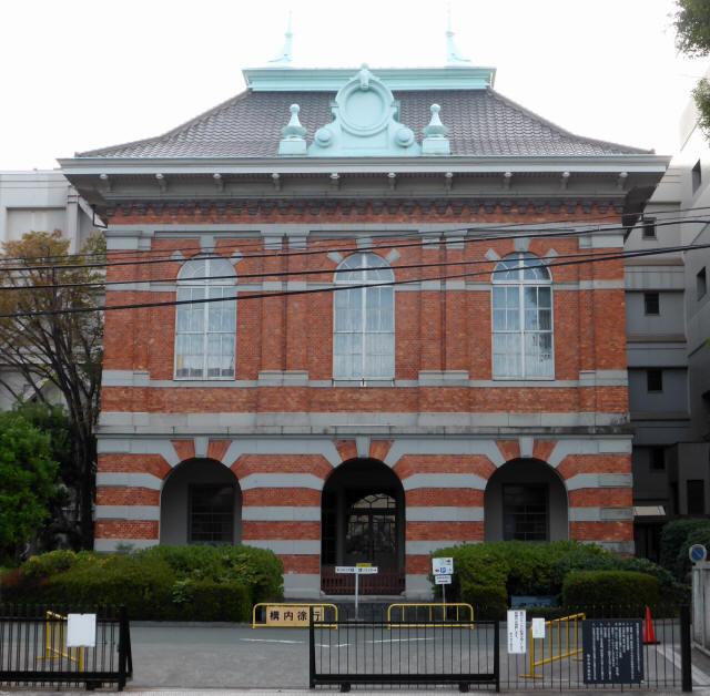 旧 熊本地方裁判所1