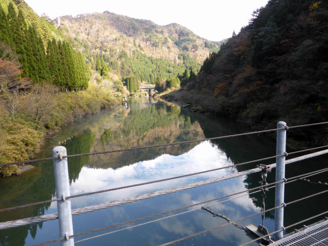 三ツ渕の吊橋5
