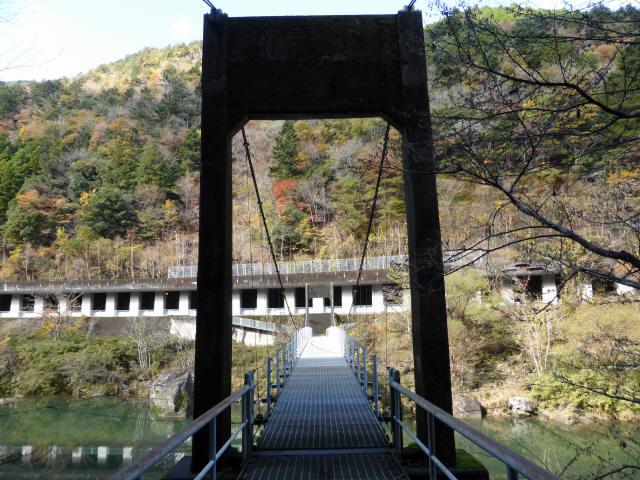 三ツ渕の吊橋8