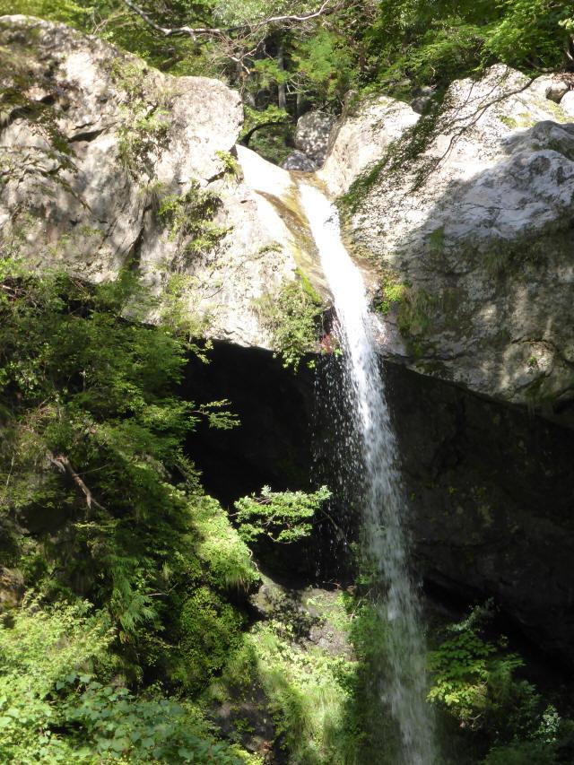 新居田の滝1