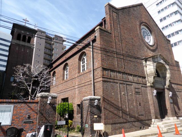 大阪教会2
