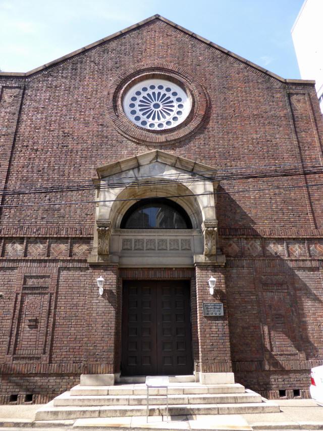 大阪教会9