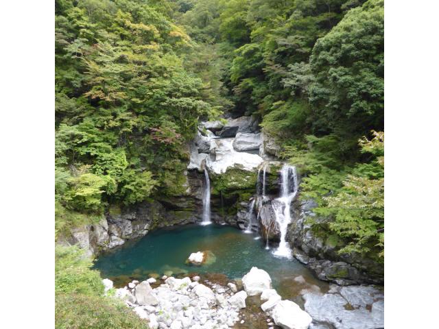 大轟の滝2