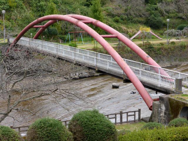 滝見橋(轟の滝)1