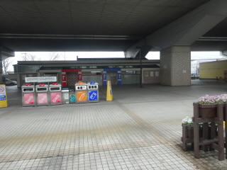 近畿自動車道東大阪PA
