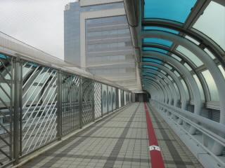 泉大津PA陸側