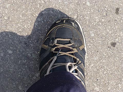 16 3/17 靴